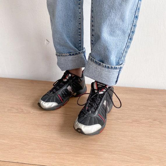 Reebok vintage black sneakers - image 5