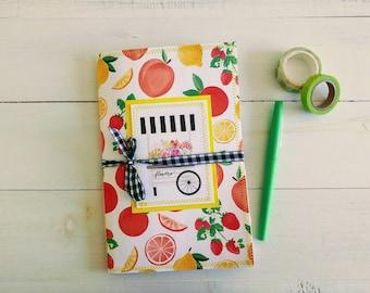 Summer Junk Journal, Keepsake Journal, Scrapbook Junk Journal,Summer Notebook, Memory Keeper, Stationary Gift, Thoughtful Gift for Friend