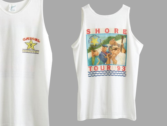 Camel Cigarette Tank Top Vintage Camel Joe Graphic