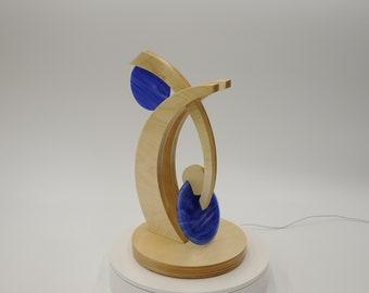 ERIC LIGHT - OLED Desk Lamp Sculpture