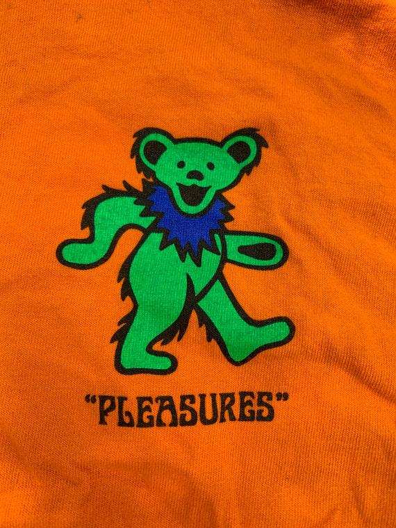 Long Sleeve Grateful Dead Jerry Bear Shirt from th