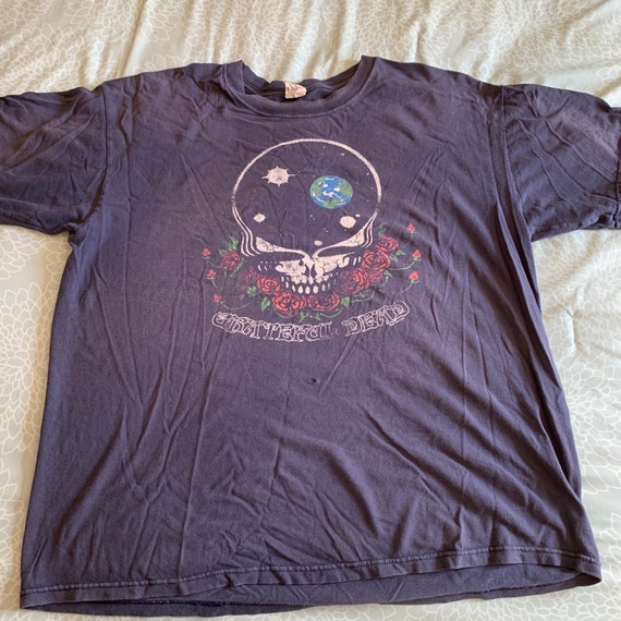 Grateful Dead Space your Face 2007 - XL