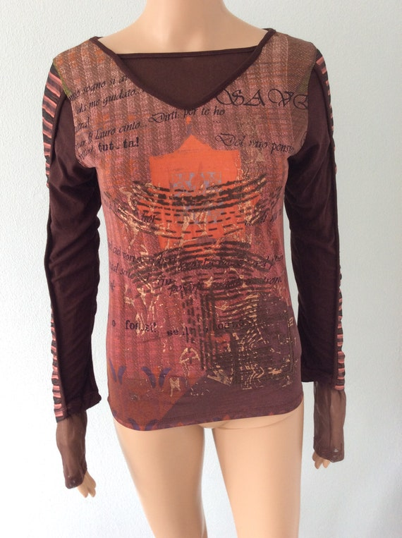 Save the Queen-t-shirt long sleeve amazing long sl
