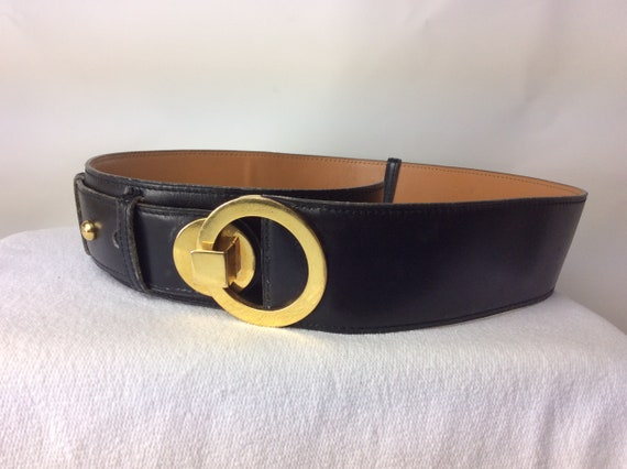 Hermes Paris Belt