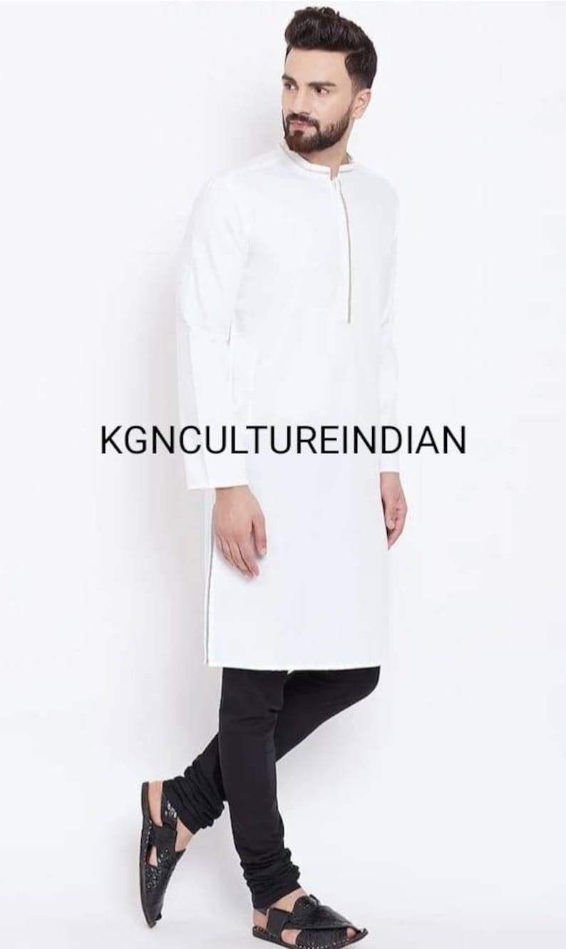 Indian dijainer Kurt/'s party wear Kurt/'s simpal Kurt/'s for men high q color white indian look all color avelebal