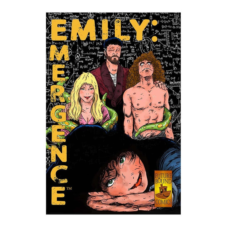 Emily: Emergence Comic Book PDF  Digital Edition image 0