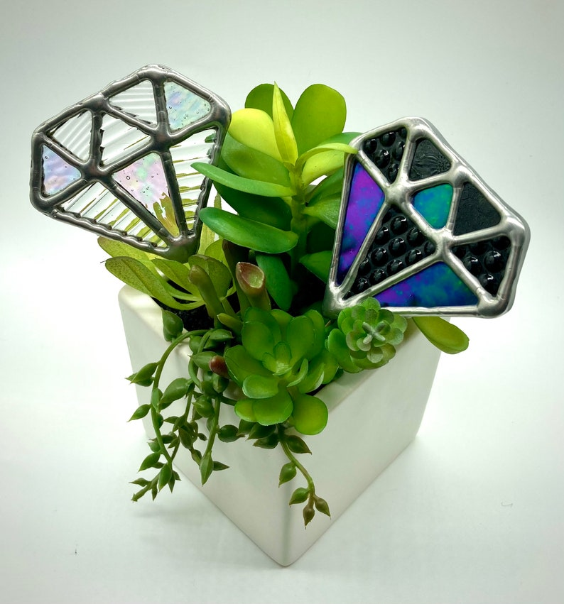 Black Diamond plant pick