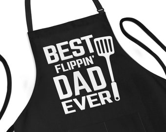 Personalised Head Chef Apron Kitchen Gift For Father/'s Day Dads Men Christmas