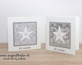 Christmas Card, Stampin' Up!