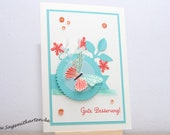 Handmade Greeting Card for Recovery - Stampin'Up!