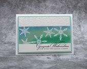 Christmas Card, Stampin' Up!