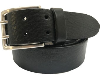 Mens leather belt | Etsy