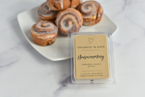 Cinnamon Buns Soy Wax Melt