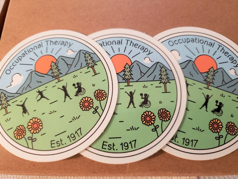 Outdoor Peds OT Sticker 3-Pack image 0