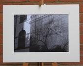 Guttenberg School (II) , Frankfurt  - Original Mounted Darkroom Print