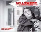 Hallowzine !  A Halloween Zine - 35mm Photography of spooky sightings in West Berkshire
