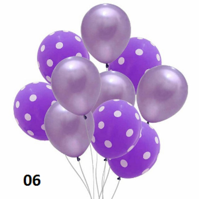 10pcs Metallic Latex Balloons Chrome balloon Birthday Party Wedding Decoration Party Supplies