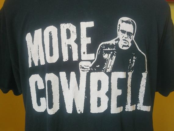 RARE Vintage Christopher Walken SNL More Cowbell … - image 3