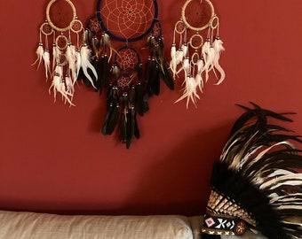 "AMERICAN • NATIVE • INDIANER ""Handicraft"""