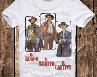 IMAGE T-Shirt CERA Una Volta Il West Leone Morricone Film by Dress Your Style