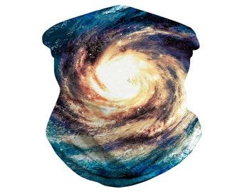 Galaxy Universe Fashionable Outdoor Hundred Change Headscarf Original Multifunctional Headwear
