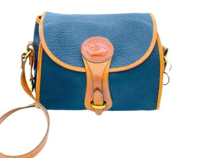 Vintage Dooney and Bourke Essex Shoulder Bag