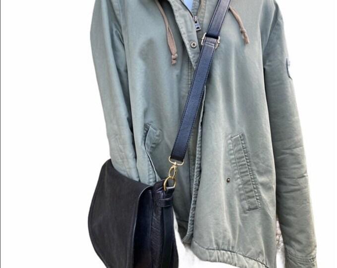 Vintage Ralph Lauren Polo Leather Crossbody Bag