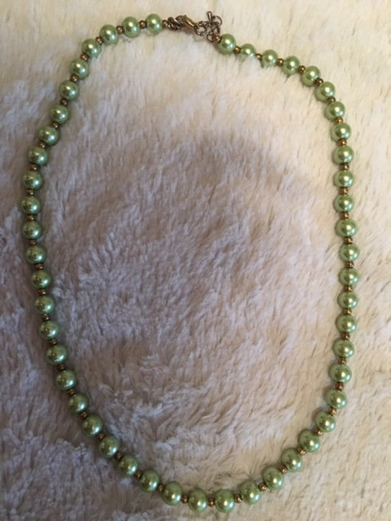 Green Lime Pearls