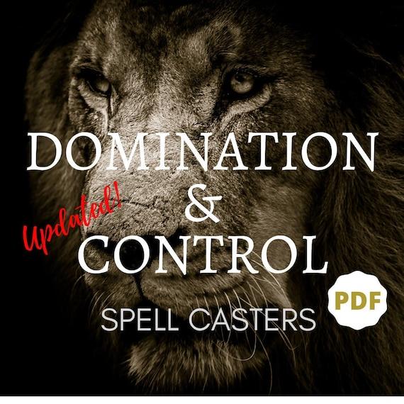 LIST Domination /& Control Spell Casters skull spell bend over spell follow me boy girl spell do as I say command spell manipulate