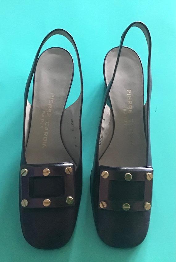 Vintage Pierre Cardin Shoes 60s