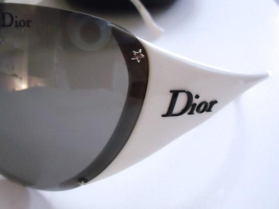 Vintage Dior Ski Sunglasses Galliano for Dior 200… - image 2