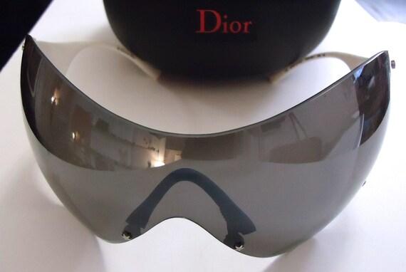 Vintage Dior Ski Sunglasses Galliano for Dior 200… - image 1