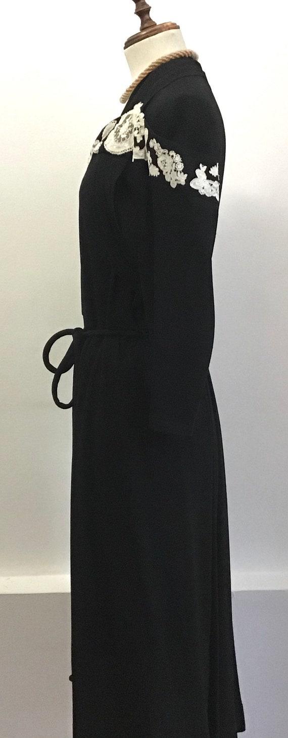 Vintage 40s dress - image 2