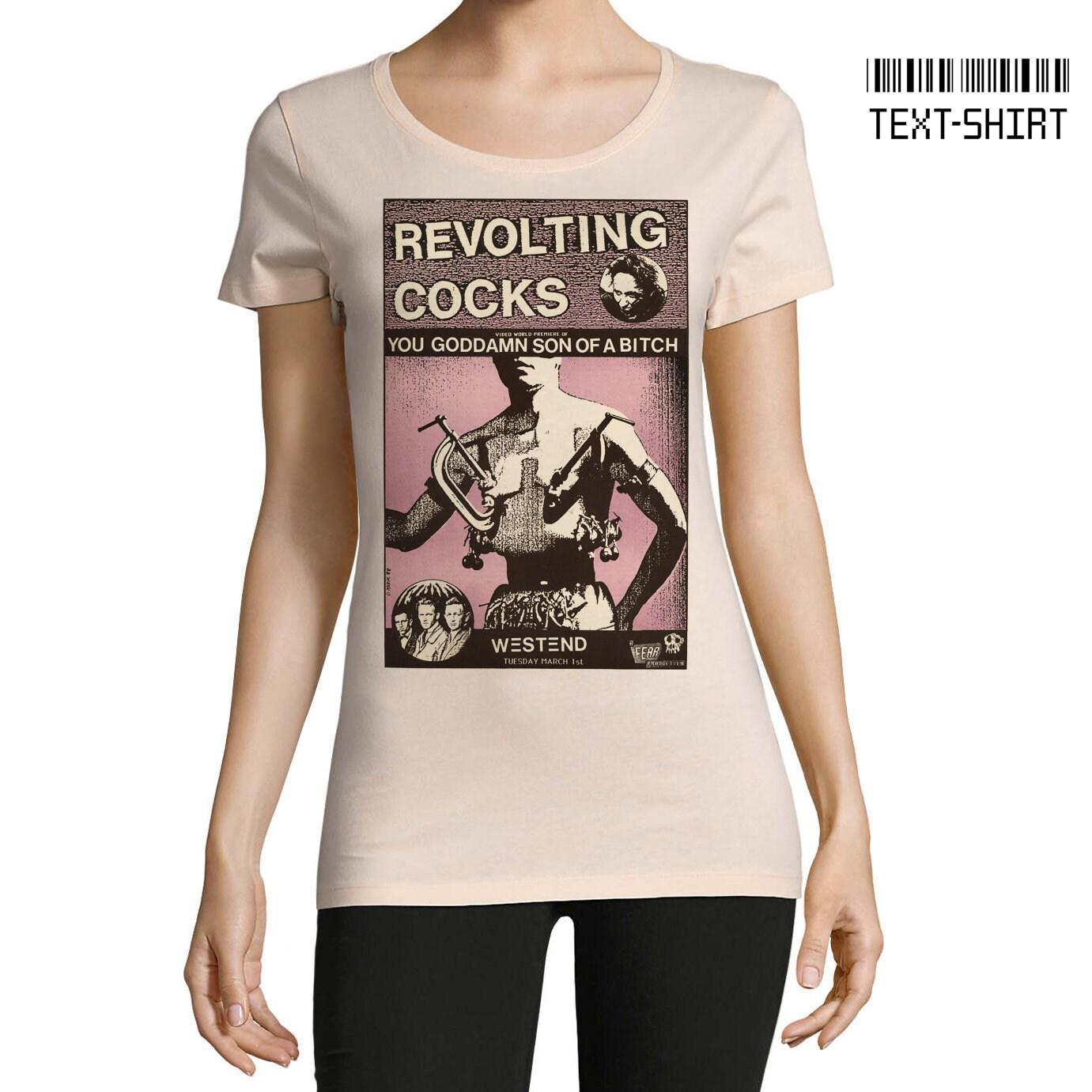 Revoltierende Schwänze T-shirt für Männer und Frauen / | Etsy