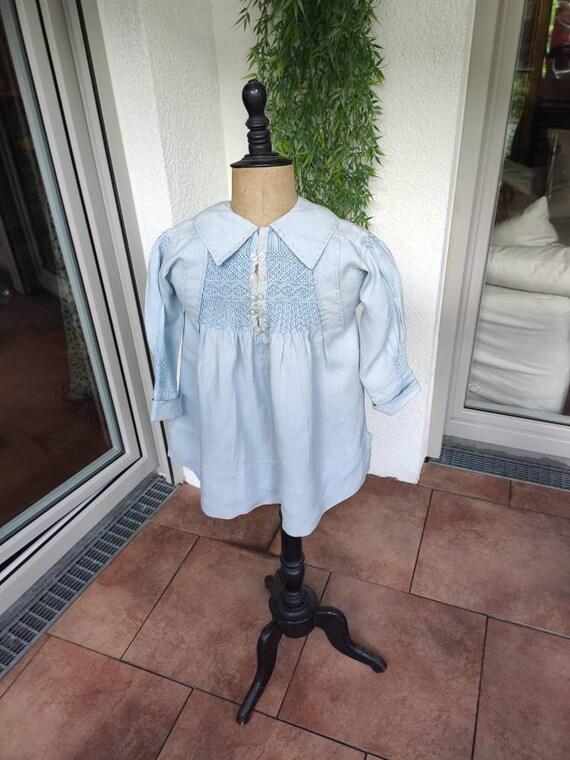 Edwardian child's smock dress