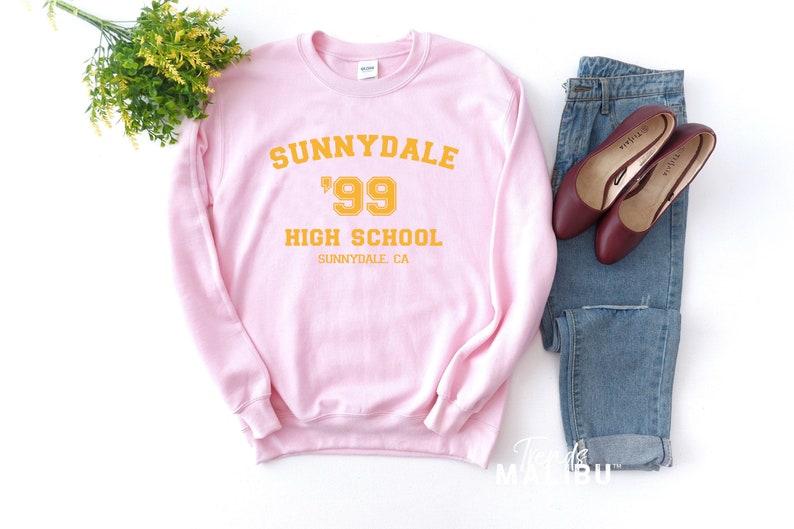 Buffy Sweater Buffy The Vampire Slayer Shirt Sunnydale High Sweatshirt Sunnydale High Sunnydale School Sweater Sunnydale Razorbacks