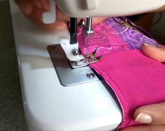 Blouse stitching service Fall Pico And Matching petticoat