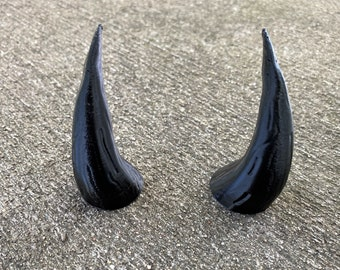 Various Color Cosplay Horns, Bone Horns, Plastic Horns, Devil Horns, Animal Horns, Cosplay props, Small Prop Horns