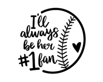 Softball Mom SVG, Softball svg, Biggest Fan, Softball fan svg, Softball Mama svg, Softball shirt, svg design, cut file Cricut, Silhouette