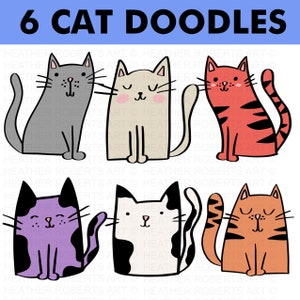 Black Cat Kitten Cartoon Clip Art Transparent PNG