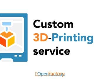 3D Printing service UK
