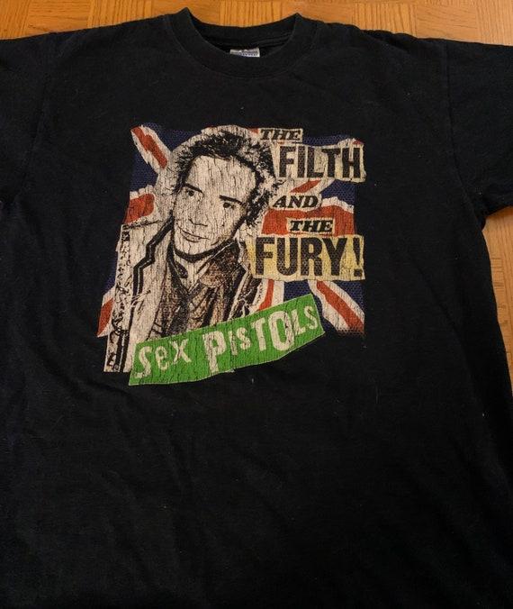 Vintage Sex Pistols T-Shirt size M