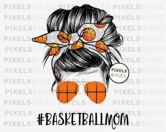 basketball mom png