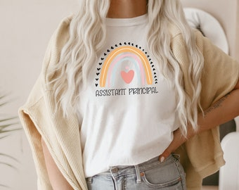 Assistant Principal T-Shirt AP Of All Things Shirt  Hoodie  Sweatshirt  Tank Top Available in Plus Sizes