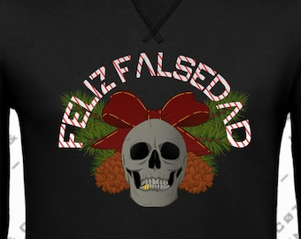CHRISTMAS SWEATSHIRT? Be the first to congratulate the fakes.