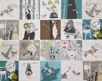 "Alexander Henry - "" A Ghastlie Moment"" Panel 0.59 m x 1.14 m"