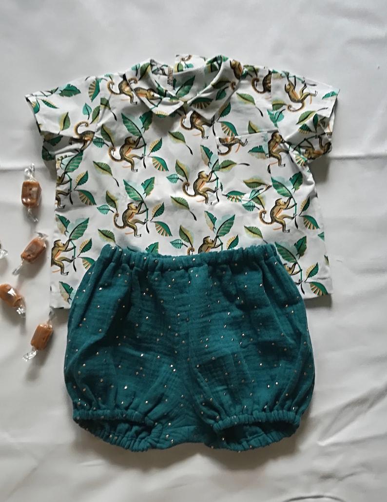 Bloomer panties hide layer