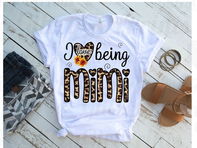 Download I Love Being MiMi PNG-MiInstant download-Sublimation | Etsy
