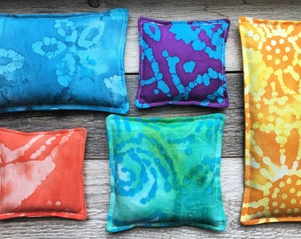 Hot/Cold Packs with Organic Flax Seed