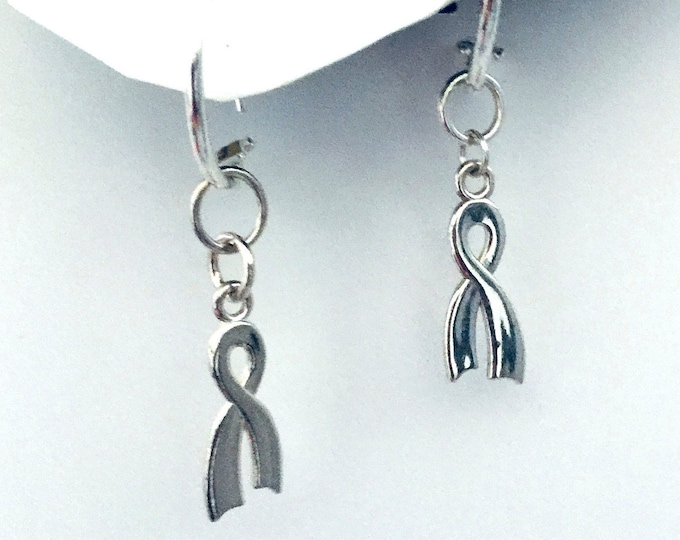 Cancer Survivor Charms- Breast Cancer, Hope, Awareness, Sterling Silver